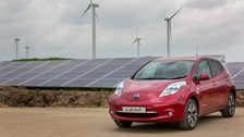 New solar farm switched on at Nissan Sunderland
