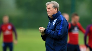 England manager Hodgson explains Drinkwater and Townsend omissions and backs Rashford to shine