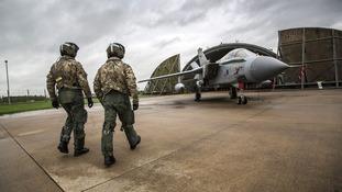 RAF Marham near King's Lynn.