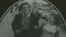 Runaway teens Noel and Jean Hicks