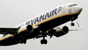 Ryanair cancels 75 flights as French air traffic control go on strike