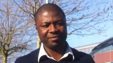 Police released a photo of Camden stabbing victim Romeo Nkansah.