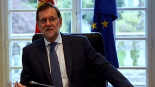 Spanish Prime Minister Mariano Rajoy hints at 'negative consequences' for Brits in Spain if UK pulls out of EU