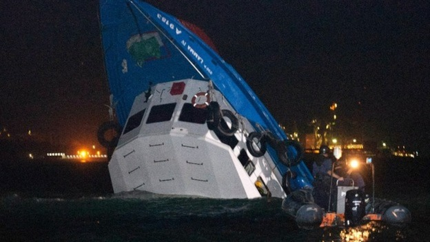 Hong Kong boat crash