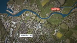 Teenage girl stabbed in Workington