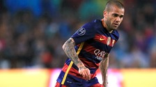 Dani Alves is on the move