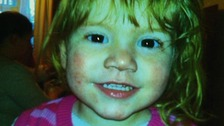 2 year old Georgia Keeling died from meningitis
