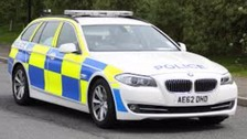 Police in Cambridgeshire are hunting a driver who fled the scene of a fatal crash last night