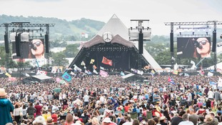 Would the grass really be greener on the other side of Glastonbury's security fence?