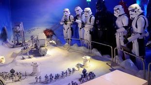 Darth Vader, Legoland