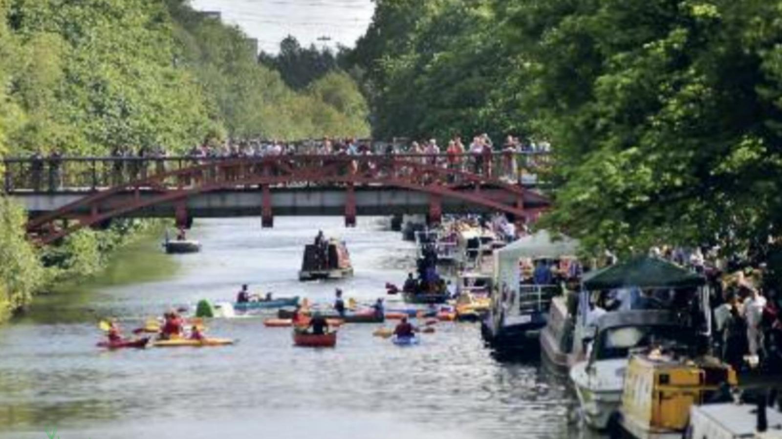 Weekend Picks Riverside Festival Central Itv News