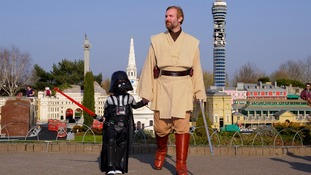 Luke Skywalker, Legoland