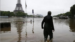 State of emergency declared as floods devastate parts of France and Germany