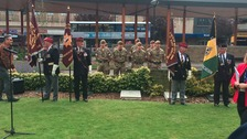 Members of the Yorkshire Regiment