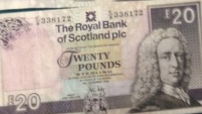 Pounds vs. Dollars in Scotland | USA Today
