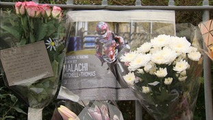 Father honours motorcyclist son's last wish at Isle of Man TT