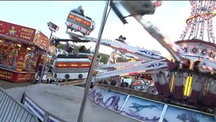 Nottingham's Goose Fair in 718th year