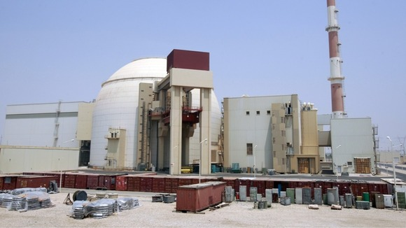 Iran nuclear plant