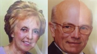 Sylvia and Peter Stuart have not been seen for a week.
