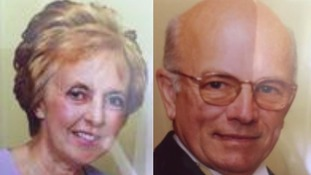 Peter and Sylvia Stuart have not been seen for a week.