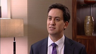 Miliband: Region will be key battleground