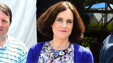 Theresa Villiers in Westminster.
