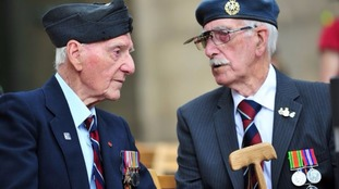 Veterans at Armed Forces Day