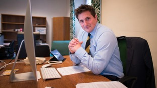 MP Johnny Mercer