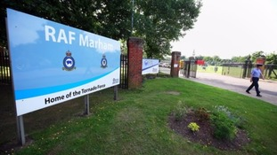 Police appealing for witnesses in relation to the RAF Marham attempted abduction say one of the suspects may have a visible facial injury