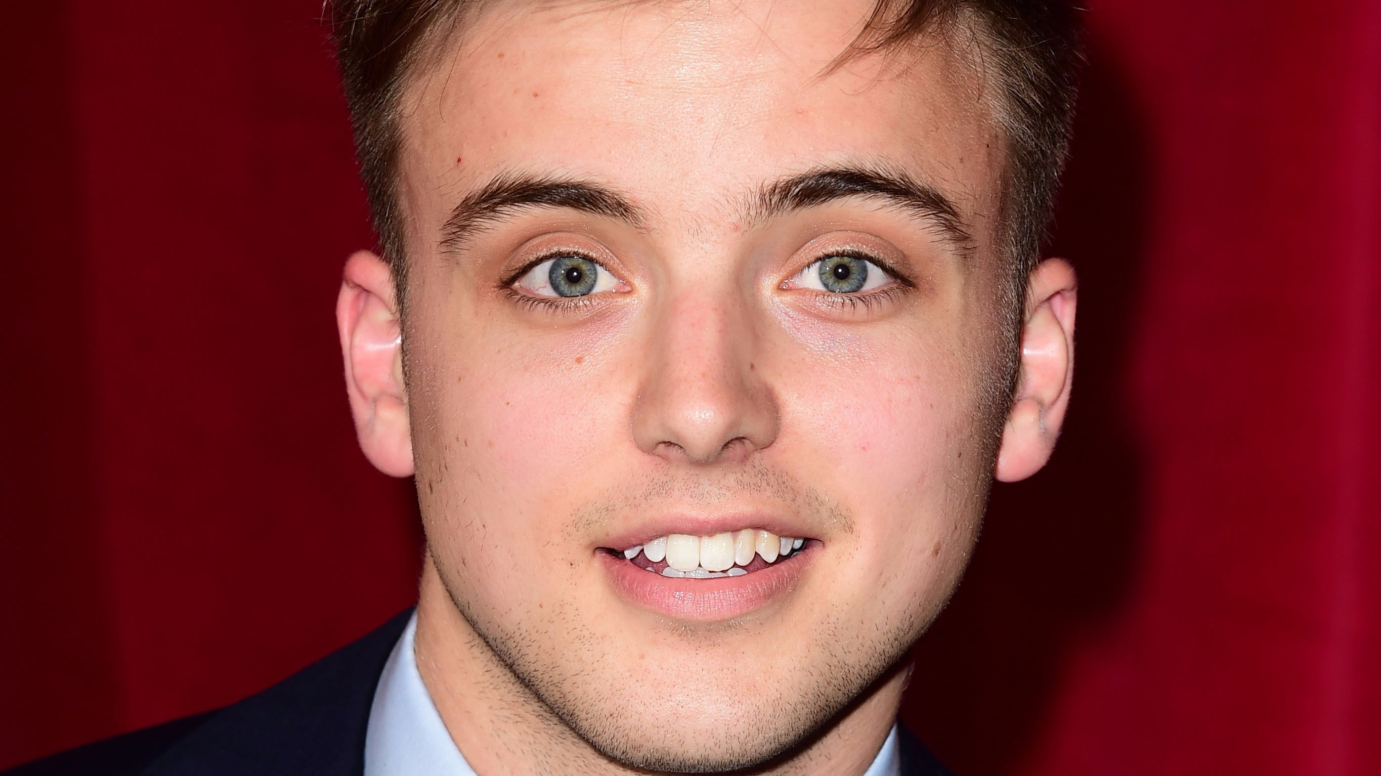 Parry Glasspool suspended from Hollyoaks