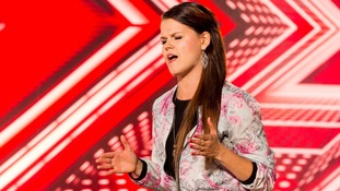 Saara Aalto attempted to impress the judges