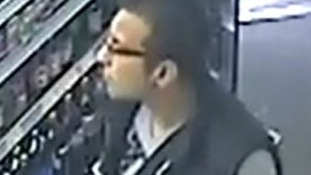 Police want to speak with this man in connection with the assaults