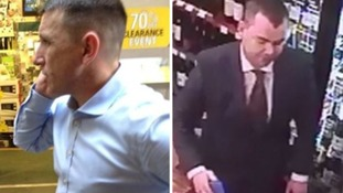 Police hunt pair after string of wine bar wallet thefts