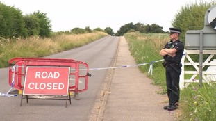 The victim said he was near RAF Marham when he was grabbed by a man
