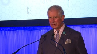 Prince Charles named 'Londoner of the Decade'