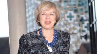 The Prime Minister will say she will keep all EU law initially.