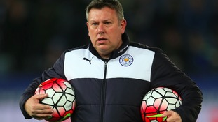 Leicester City's Assistant Manager Craig Shakespeare