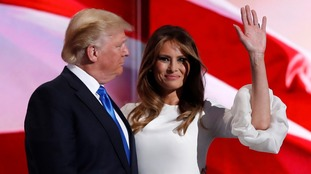 Trump has recently wed current wife Melania when he made the lewd comments.