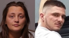 Emma-Jayne Magson tried to pass off her stabbing of James Knight as a 'fight with a bouncer'.