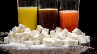 Sugary drinks may be banned in a bid to cut staff obesity in the NHS.