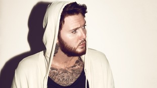 James Arthur will be back in the region