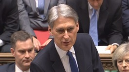 Chancellor delivers first Autumn Statement