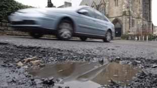 Region gets over £6 million to tackle potholes