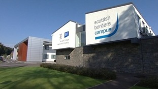 Rail boost for Borders College