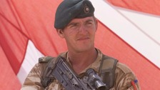 Sergeant Alexander Blackman was found guilty of murdering an Afghan fighter.