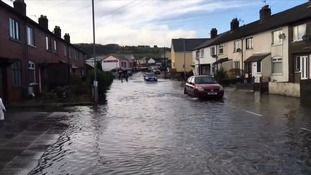 ITV News revisits town devastated by Storm Desmond in 2015