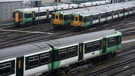 Southern Rail services halted for three days by strike