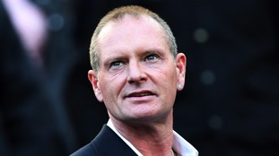 Paul Gascoigne has been suffering from alcoholism for over 20 years.
