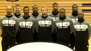 Newcastle Eagles play in their sixth successive BBLCup final