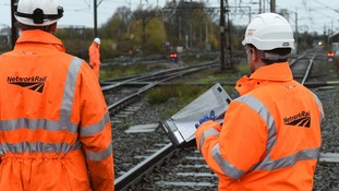 Network Rail staff